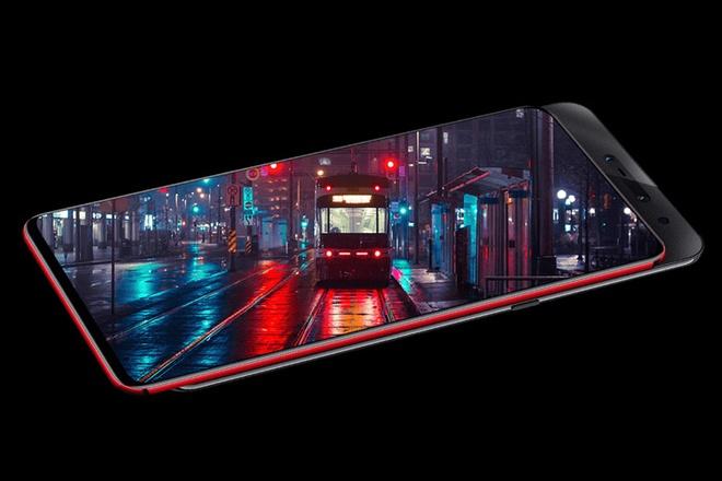 Smartphone dau tien co RAM 12 GB vua ra mat hinh anh