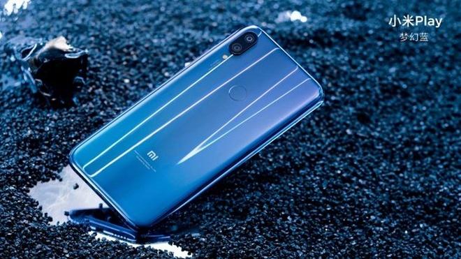 Xiaomi Mi Play ra mat - dang giong Oppo F9, gia tu 160 USD hinh anh 2