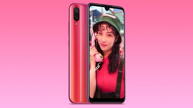 Xiaomi Mi Play ra mat - dang giong Oppo F9, gia tu 160 USD hinh anh 1