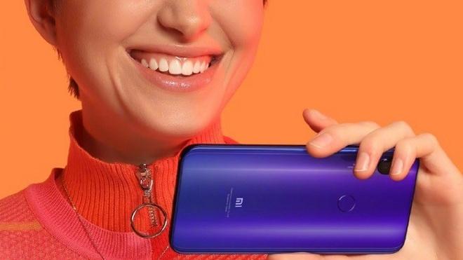 Xiaomi Mi Play ra mat - dang giong Oppo F9, gia tu 160 USD hinh anh 3