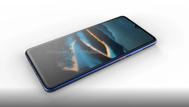 Huawei P30 lo dien - 3 camera, man hinh giot nuoc hinh anh 4