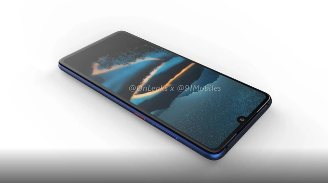 Huawei P30 lo dien - 3 camera, man hinh giot nuoc hinh anh 5