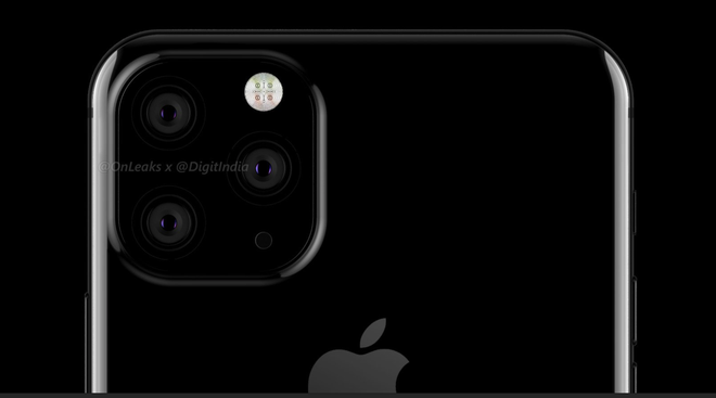 iPhone 11 se co cum 3 camera? hinh anh 1