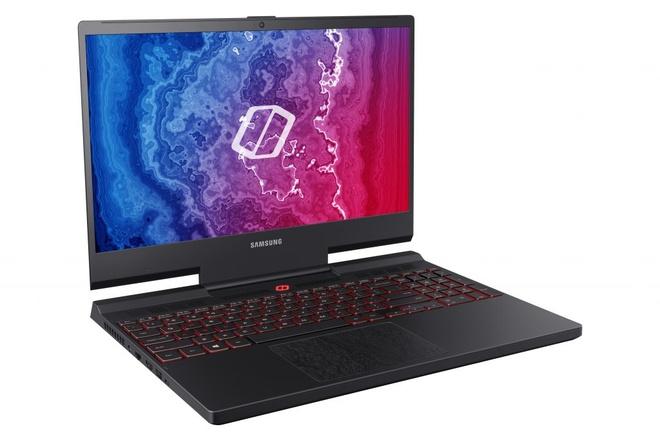 Samsung ra laptop choi game Notebook Odyssey hinh anh 2