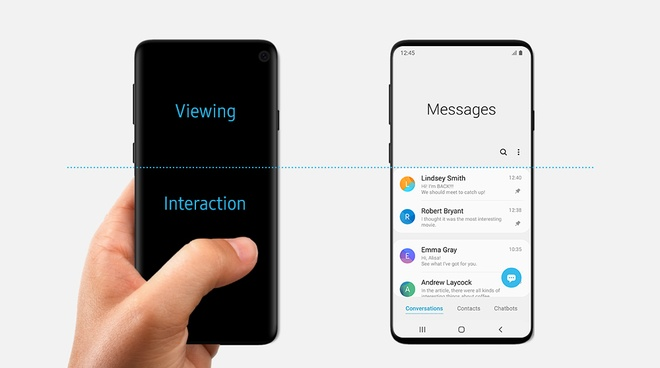 Giao dien One UI tren Galaxy S9 anh 6