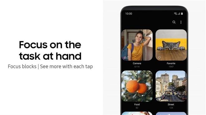 Giao dien One UI tren Galaxy S9 anh 3