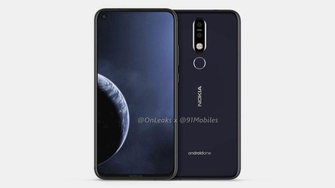 Smartphone 'not ruoi' Nokia dau tien lo dien hinh anh 2