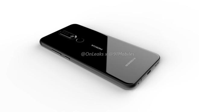 Smartphone 'not ruoi' Nokia dau tien lo dien hinh anh 5