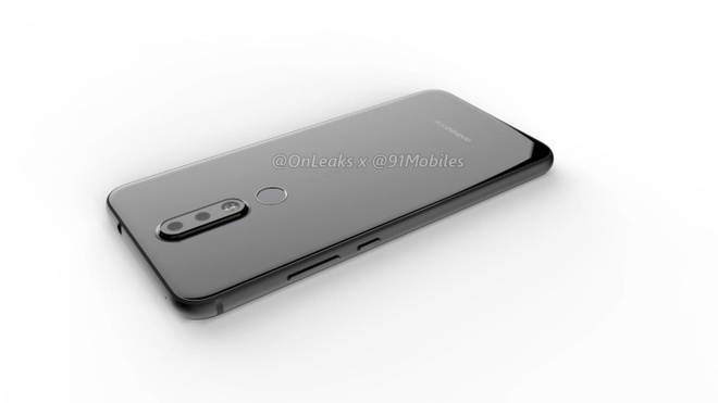 Smartphone 'not ruoi' Nokia dau tien lo dien hinh anh 3