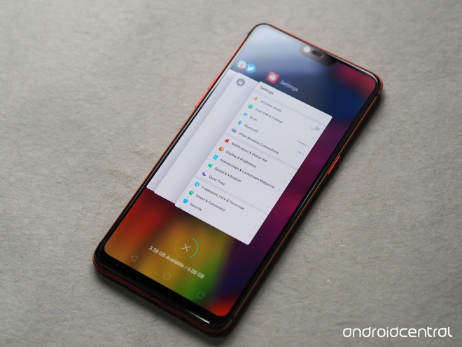 Oppo R15 Pro ra mat - chip Snapdragon 660, gia 370 USD hinh anh 3