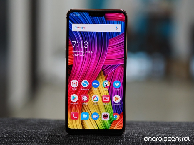 Oppo R15 Pro ra mat - chip Snapdragon 660, gia 370 USD hinh anh 1