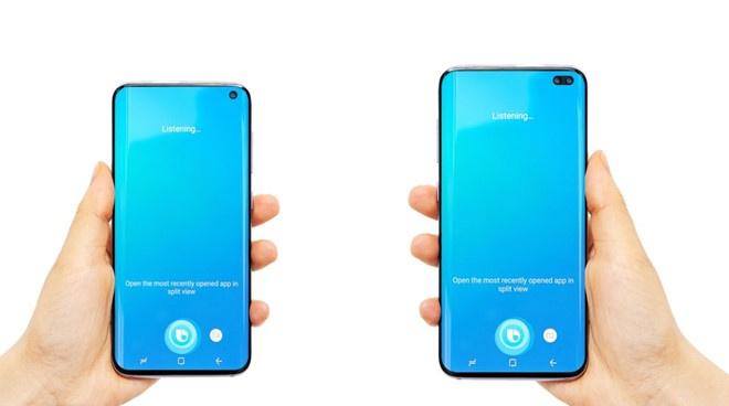 Smartphone 5G cua Samsung tai CES 2019 anh 6