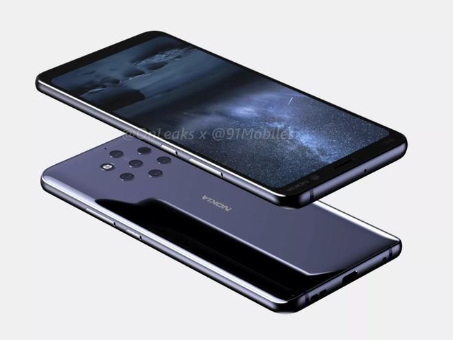 Tat ca thong tin ve Nokia 9 truoc ngay ra mat hinh anh 6