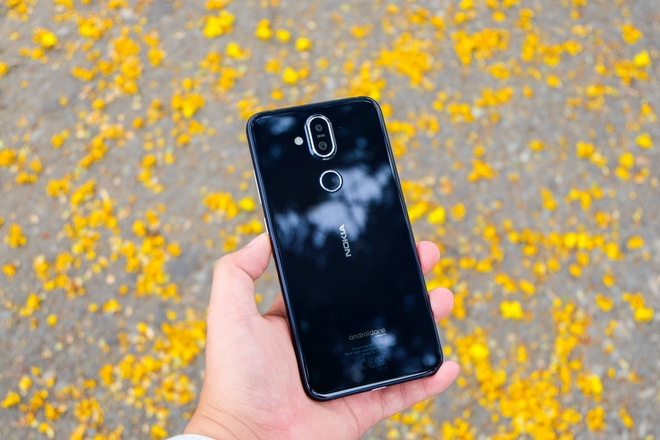 Danh gia Nokia 8.1 - smartphone tam trung dau tien chay Android 9.0 hinh anh