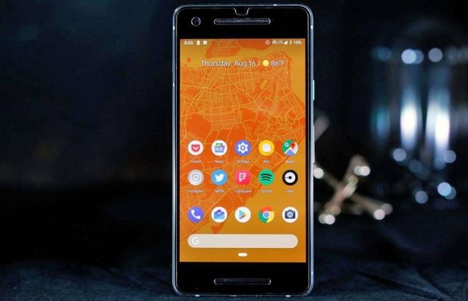 Tinh nang thu vi nhat cua Android 10 co the la mau sac hinh anh