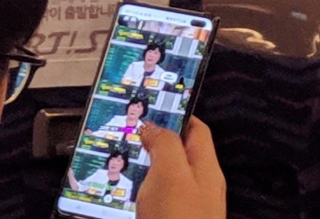 Tat ca thong tin can biet ve Galaxy S10 truoc ngay ra mat hinh anh 2
