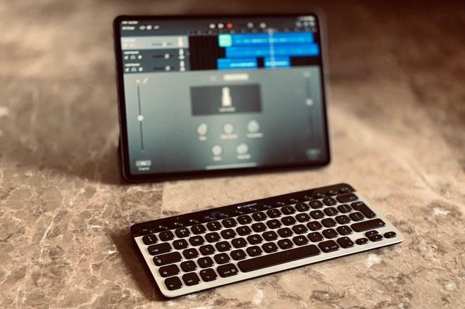 Ban phim Bluetooth nao phu hop cho iPad? hinh anh