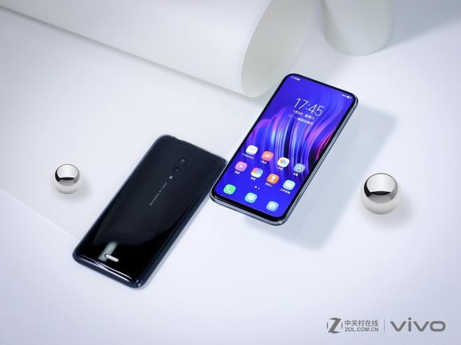 Smartphone khong cong ket noi, khong phim cung tu Vivo hinh anh 8