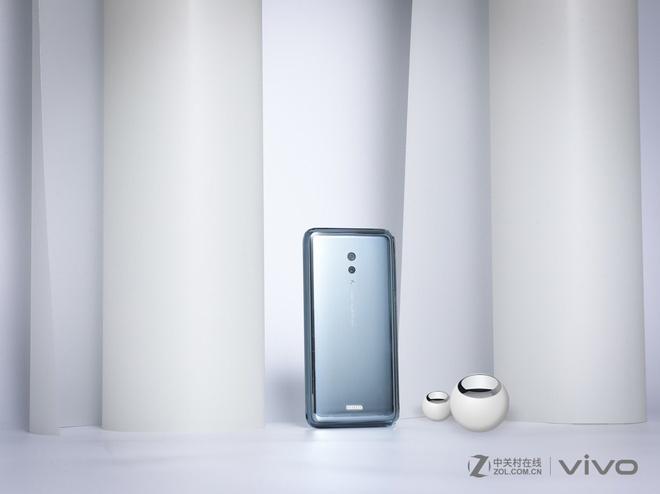 Smartphone khong cong ket noi, khong phim cung tu Vivo hinh anh 1