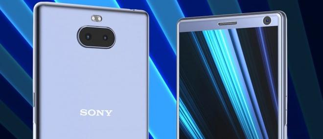 Lo anh smartphone tam trung co camera kep dau tien cua Sony hinh anh