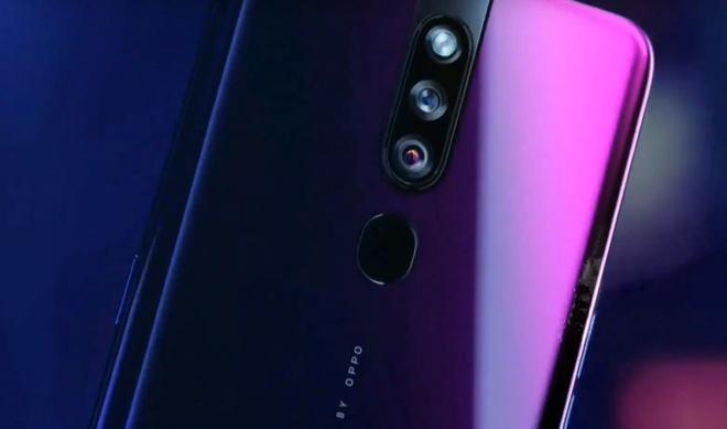 Oppo nha hang smartphone F11 Pro camera 48 MP hinh anh