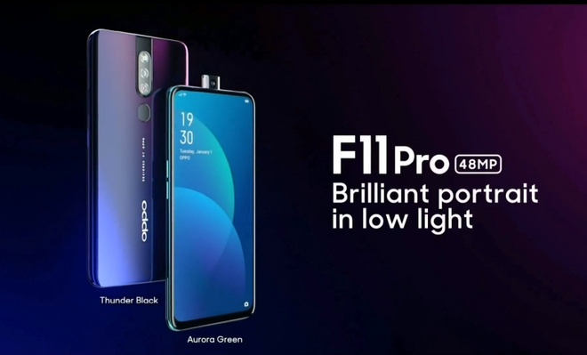 Oppo nha hang smartphone F11 Pro camera 48 MP hinh anh 6