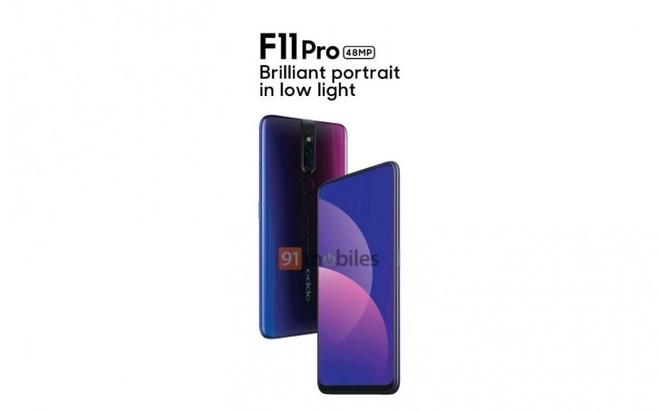 Oppo nha hang smartphone F11 Pro camera 48 MP hinh anh 4