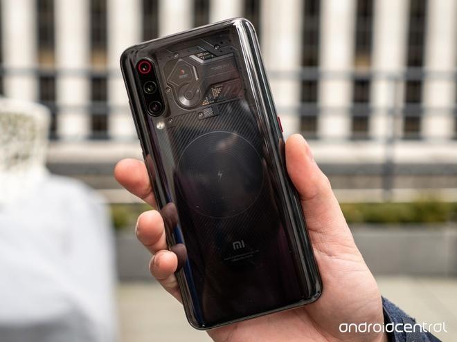 Xiaomi Mi 9 ra mat - camera 48 MP, chup hon iPhone XS Max, 445 USD hinh anh 9