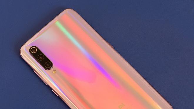 Xiaomi Mi 9 ra mat - camera 48 MP, chup hon iPhone XS Max, 445 USD hinh anh 5