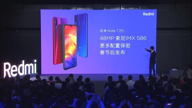 Redmi Note 7 Pro ra mat - camera 48 MP, gia 196 USD hinh anh 4