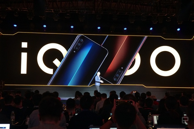 Vivo ra smartphone dung Snapdragon 855, RAM 12 GB, gia 640 USD hinh anh 1