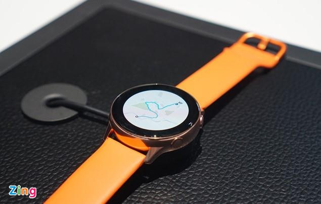 Gia ban Galaxy Watch Active anh 1