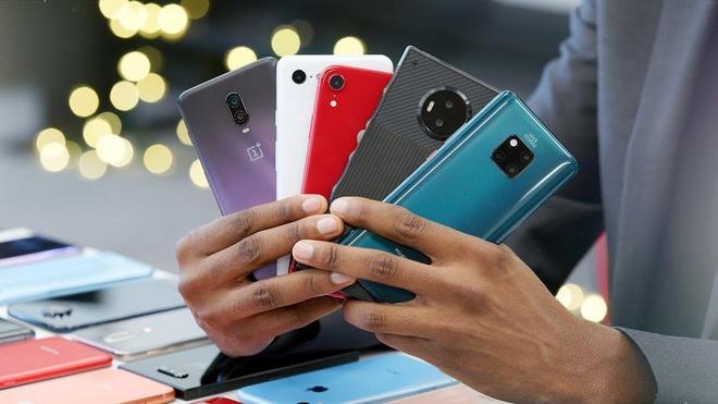 Chiec smartphone dau tien tren the gioi anh 4