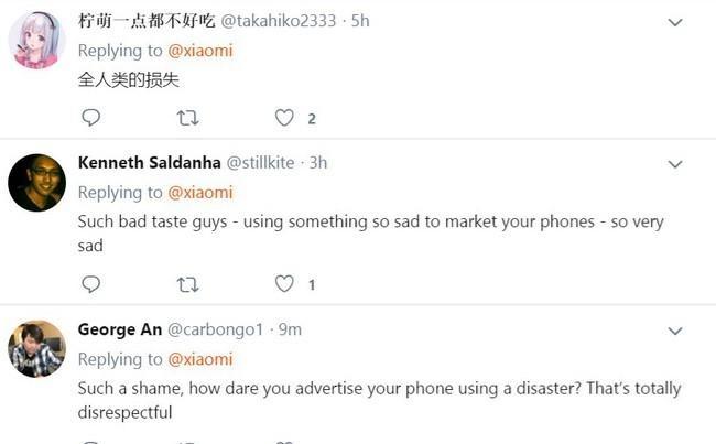 Xiaomi bi len an vi dang anh Nha tho Duc Ba de quang cao dien thoai hinh anh 2
