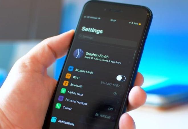 iOS 13 se co Dark Mode, chay nhieu cua so cung luc hinh anh 1