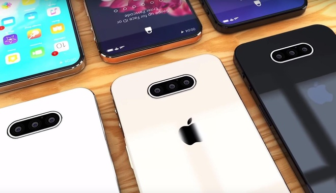 iPhone 11 se co camera truot, tich hop may chieu? hinh anh 6