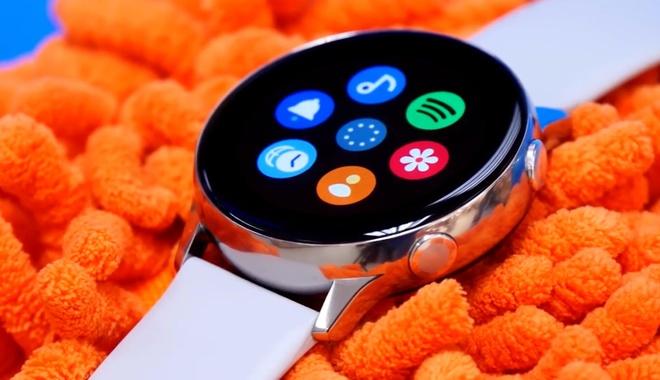 Trai nghiem Galaxy Watch Active: Gon nhe va dep hon, gia 5,5 trieu hinh anh
