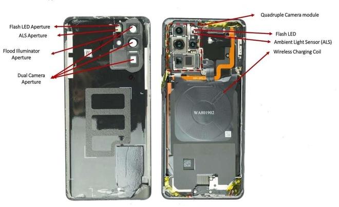 Cam bien tren P30 Pro thuc chat do Sony cung cap hinh anh 1