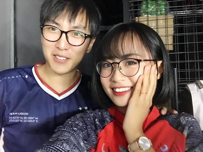 Minh Nghi va nhung 'bong hong' LMHT xinh dep gay chu y o giai MSI 2019 hinh anh 13