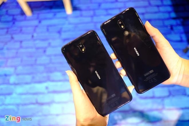 Nokia 3.2 ve VN - man hinh 6,26 inch, Android 9, gia tu 3 trieu dong hinh anh 6