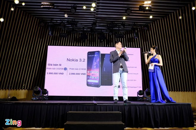 Nokia 3.2 ve VN - man hinh 6,26 inch, Android 9, gia tu 3 trieu dong hinh anh 9