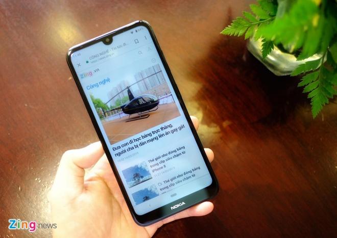 Nokia 3.2 ve VN - man hinh 6,26 inch, Android 9, gia tu 3 trieu dong hinh anh 8
