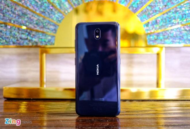 Nokia 3.2 ve VN - man hinh 6,26 inch, Android 9, gia tu 3 trieu dong hinh anh 1