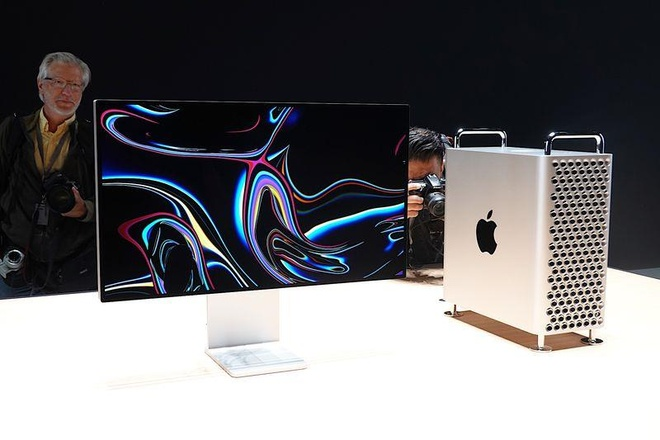 Can canh Mac Pro moi gia 6.000 USD cua Apple hinh anh