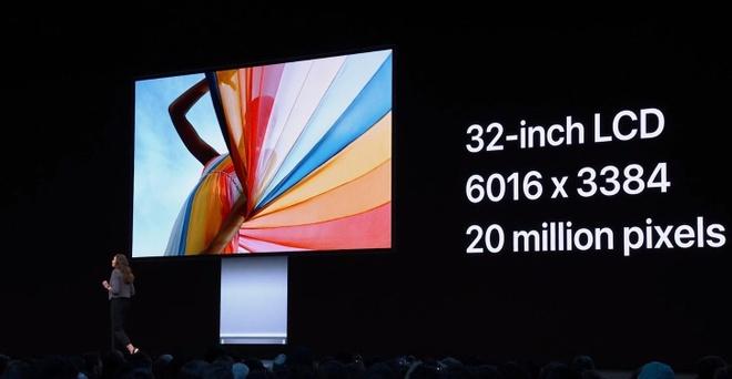 Apple ra mat man hinh Pro Display XDR - 32 inch, 6K, gia tu 5.000 USD hinh anh 4