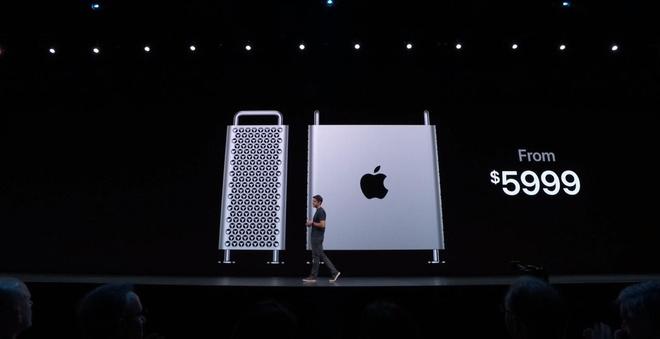 Mac Pro 2019 có giá từ 6.000 USD. Ảnh: Apple.