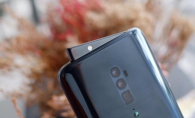 Oppo ra smartphone co camera an duoi man hinh dau tien hinh anh 5