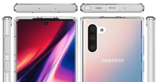 Xuat hien bo anh chi tiet cua Galaxy Note10 va Note10 Plus hinh anh 5