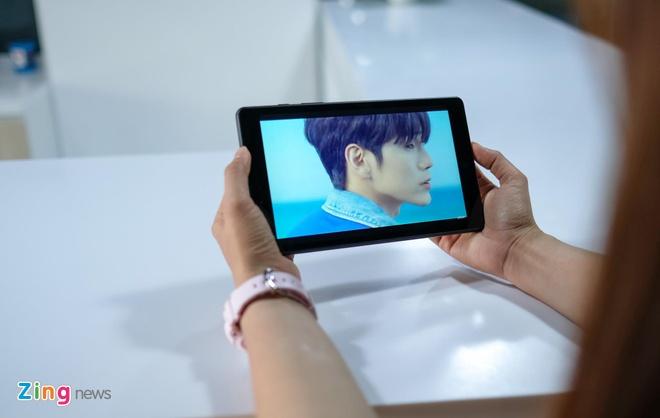 Trai nghiem Galaxy Tab A 8.0 anh 5