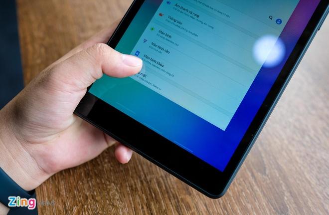 Trai nghiem Galaxy Tab A 8.0 anh 4